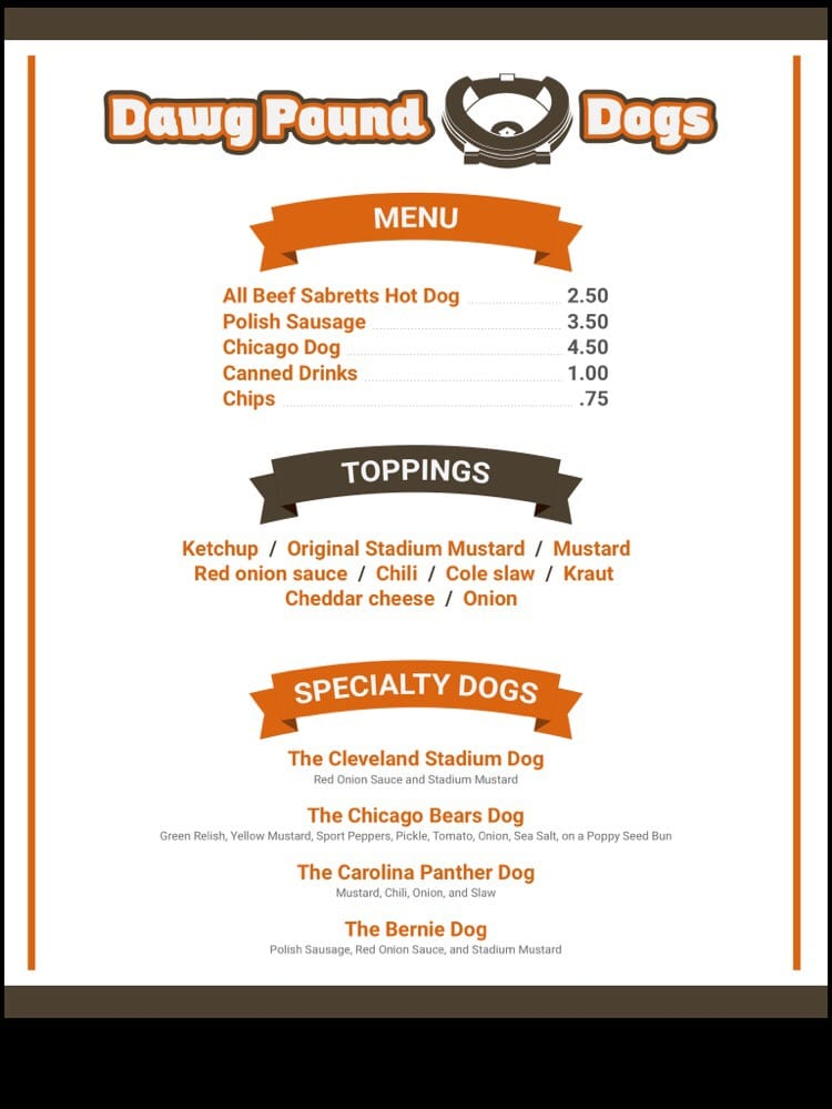 Dawg Pound Dogs: 731 Bethal St, Clover, SC