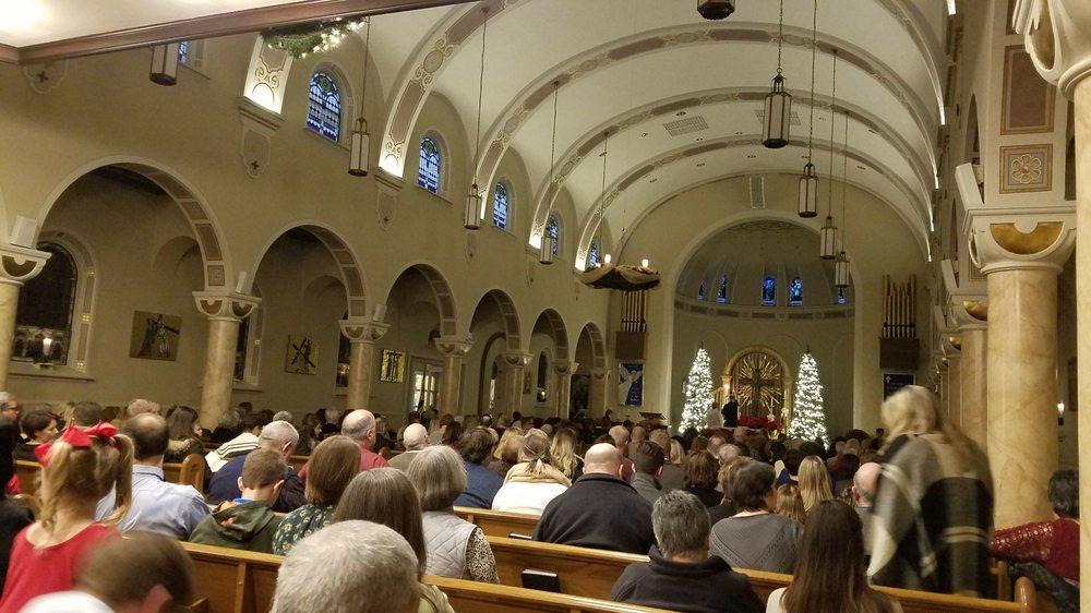 Our Lady of Mt Carmel Church: 316 W Monroe St, Herrin, IL