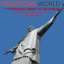 Yelp Reviews for Headstone World - (New) Stonemasons - 15715 North