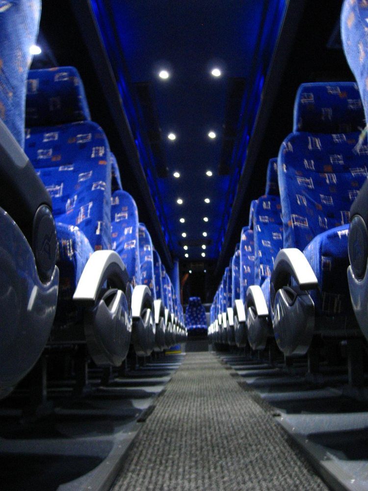 Garcia Bus Rental: 7105 Moline St, Houston, TX