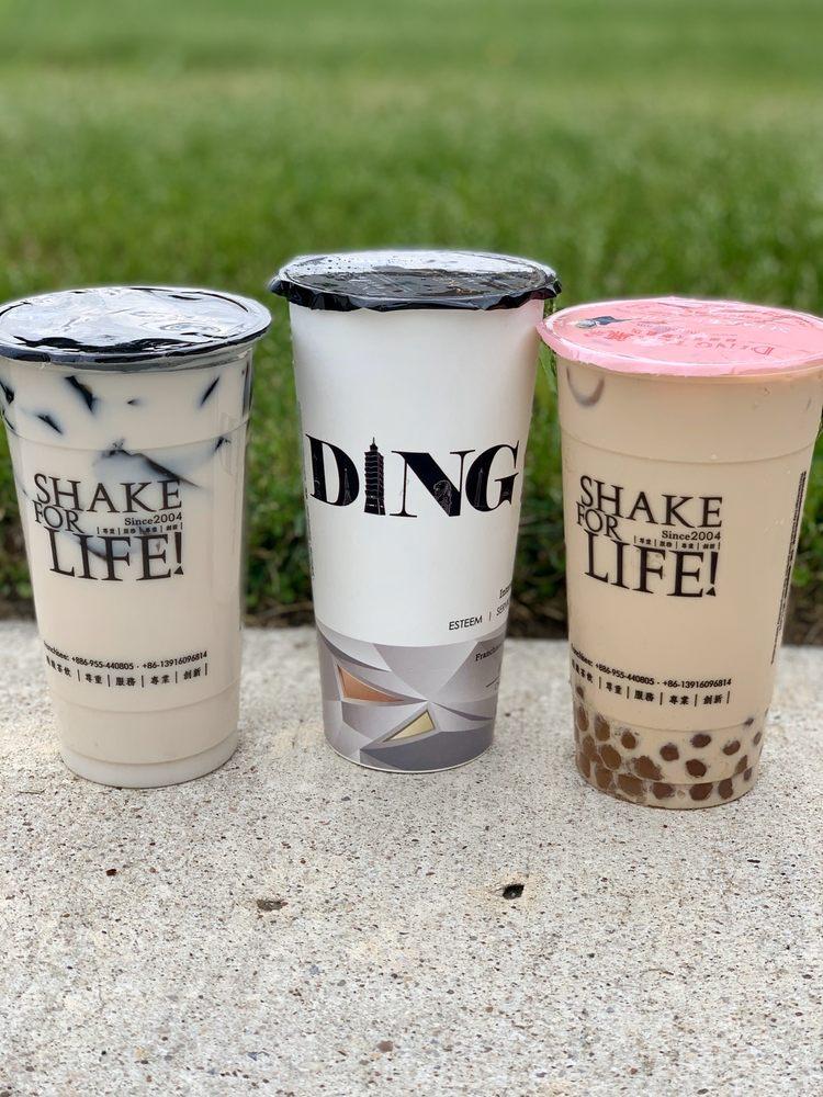 Social Spots from Ding Tea - Richardson