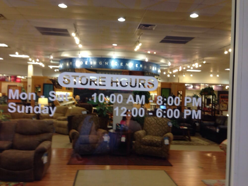 La z boy furniture galleries furniture shops sugar for Z furniture reviews