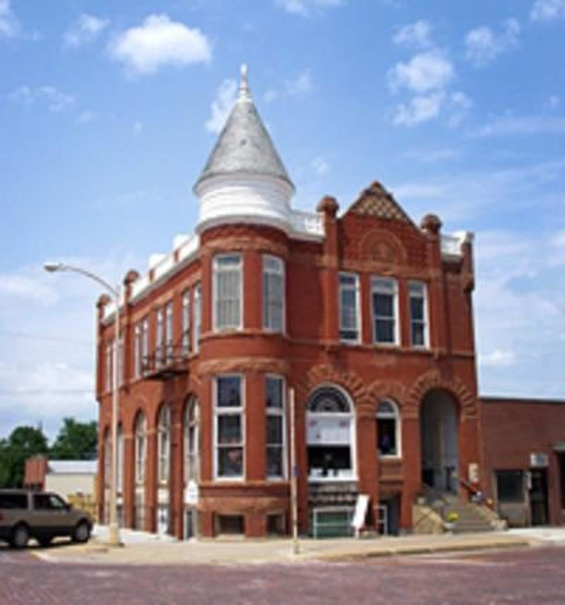 Cornerstone Coffee Haus: 431 Main St, Seneca, KS