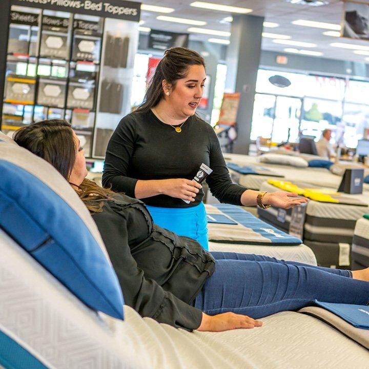 Mattress Firm Wilshire Plaza