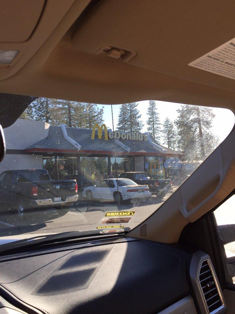 McDonald's: 37443 Enterprise Dr, Burney, CA