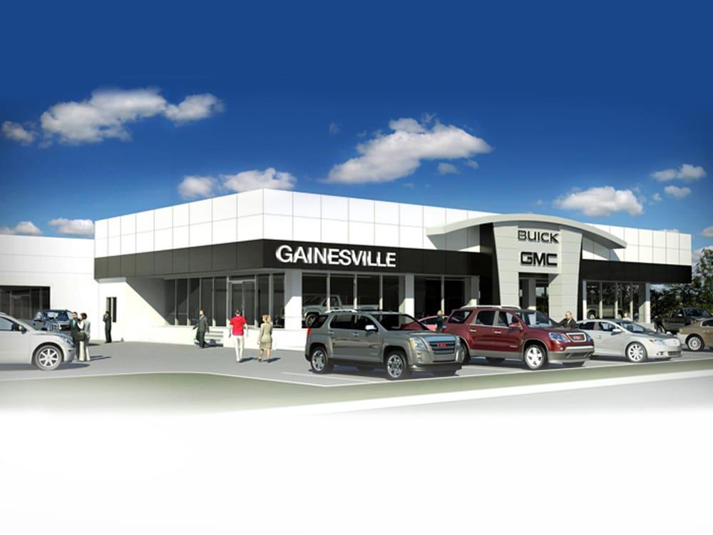 Gainesville Buick GMC Dealership Serving Gainesville, FL