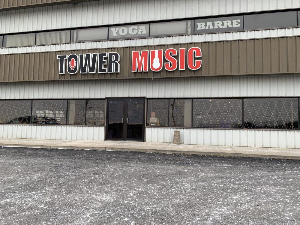 Tower Music: 360 Biltmore Dr, Fenton, MO