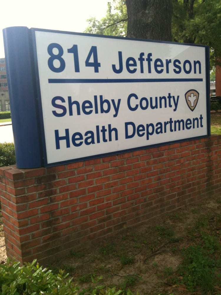 shelby county health department - public services & government - 814 ...