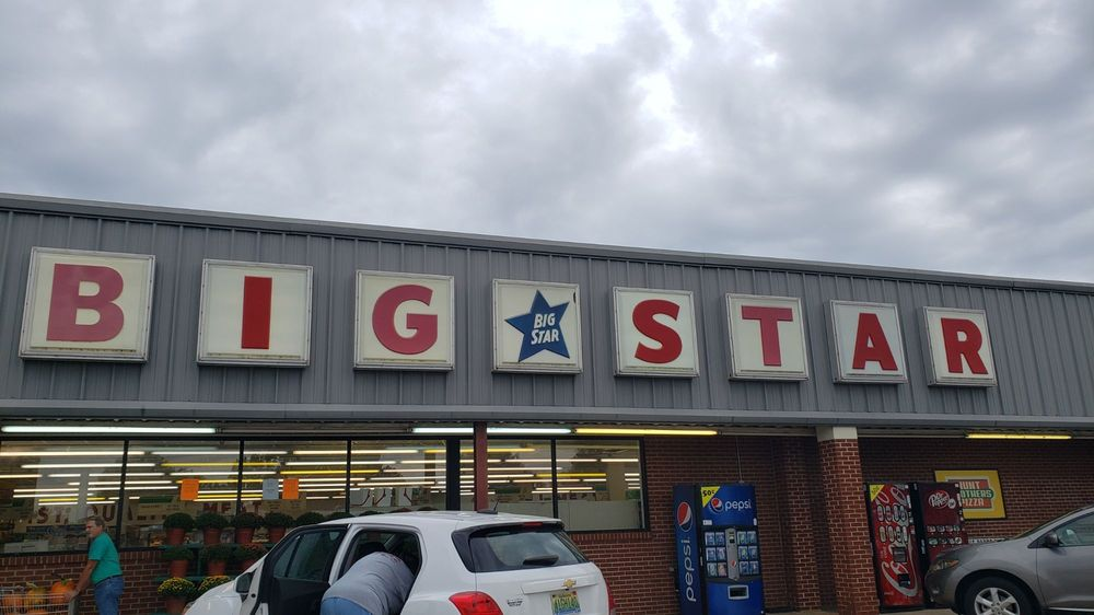 Big Star Super Market: 10031 Highway 64, Lexington, AL