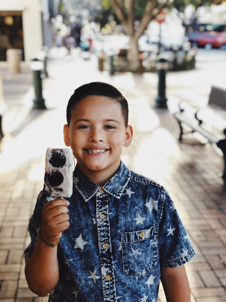 Nicho's Ice Cream La Michoacana: 202 E State St, Redlands, CA