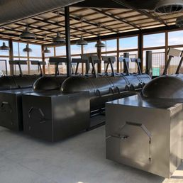 Moberg Smokers - 44 Photos - Metal Fabricators - Dripping Springs