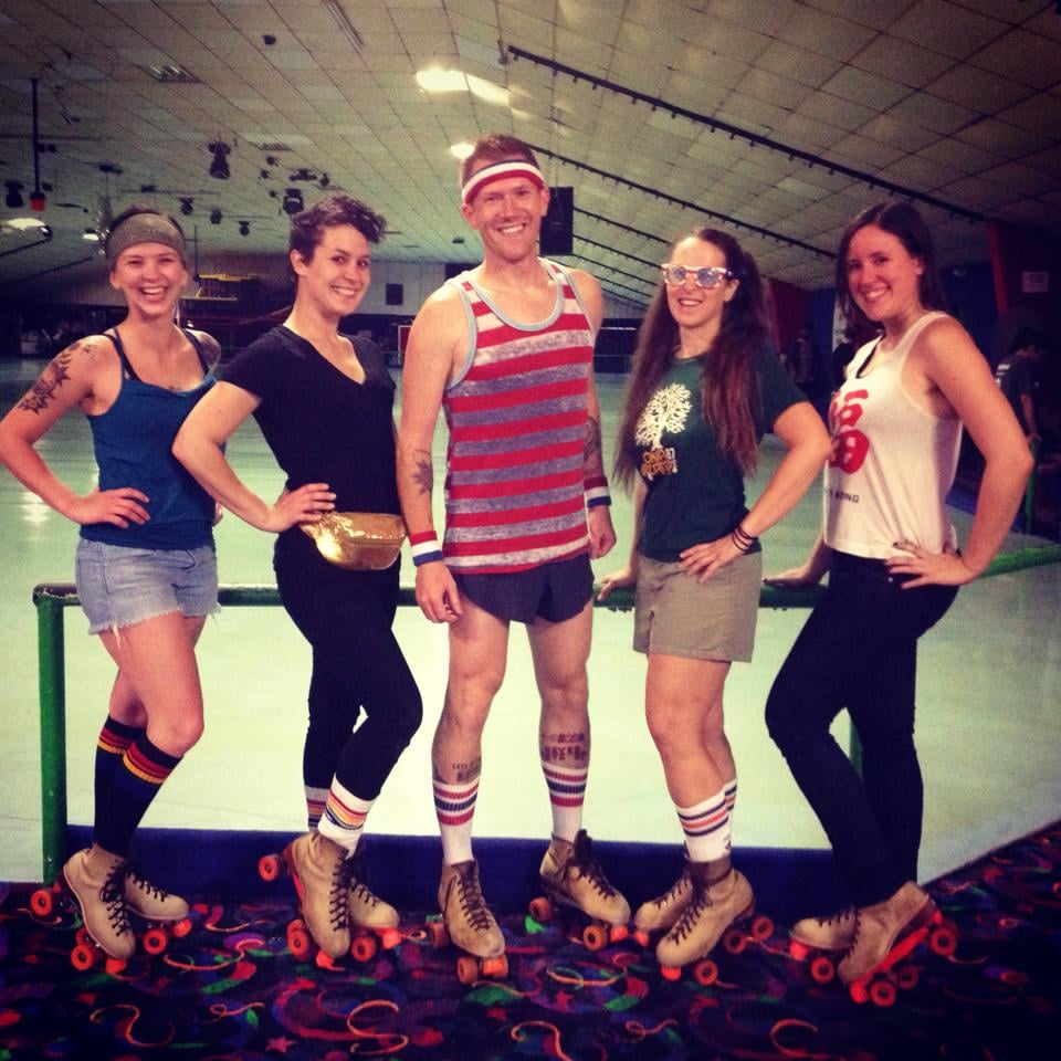 Adult Night At The Roller Rink In All Our 80 S Glory
