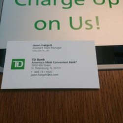 TD Bank - Banks & Credit Unions - 3900 4th St N, South St
