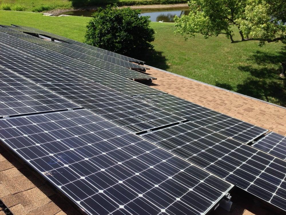 Solar Photovoltaic (solar electric) 9 9 KWP, LG Solar USA