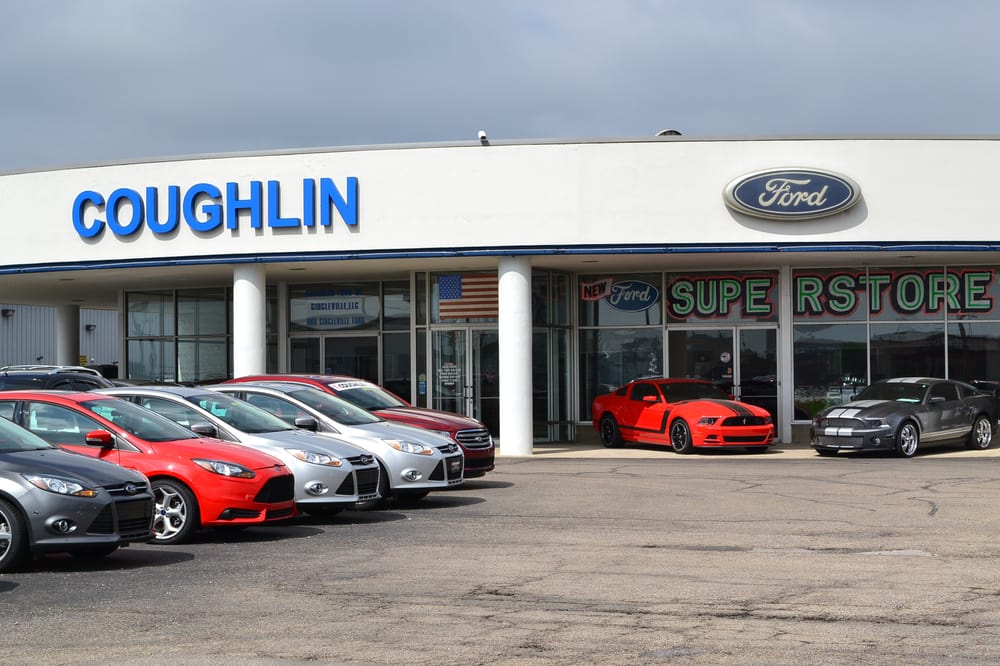 Coughlin Circleville Ford: 24001 US 23, Circleville, OH