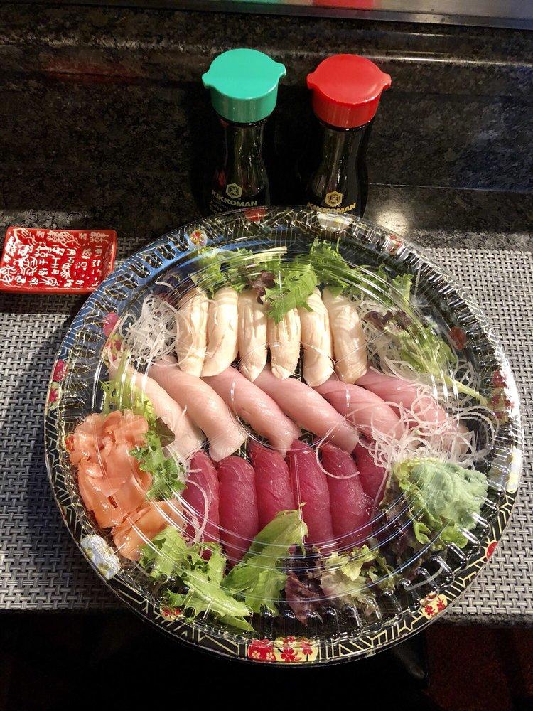 Nagoya Japanese Sushi & Steak: 2140 S Princeton Circle Dr, Ottawa, KS