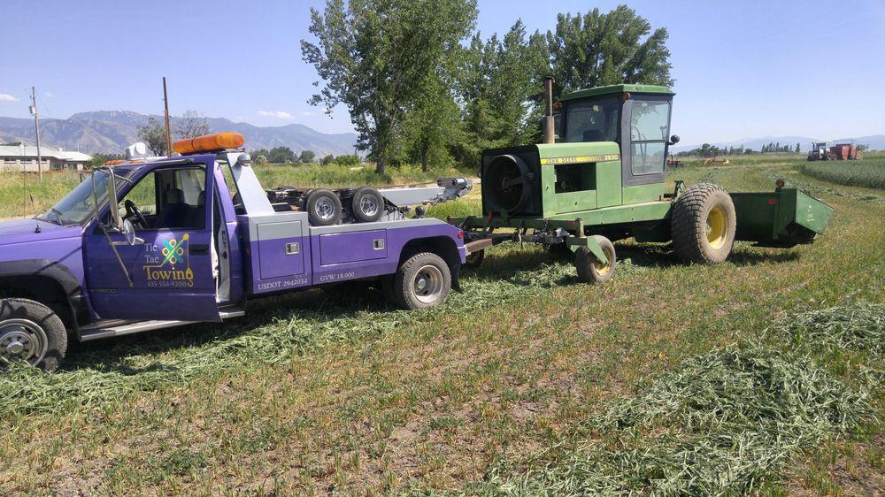 Tic Tac Towing: 7223 Estancia Ln, Smithfield, UT