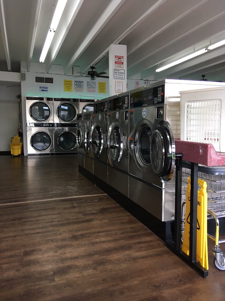 The Panhandle Laundry: 34 Wright Pkwy NW, Fort Walton Beach, FL