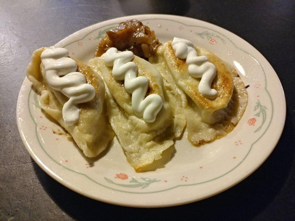 Food from Pierogi Mountain