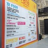 Photo Of El Patio   Toronto, ON, Canada. The Food Truck Menu