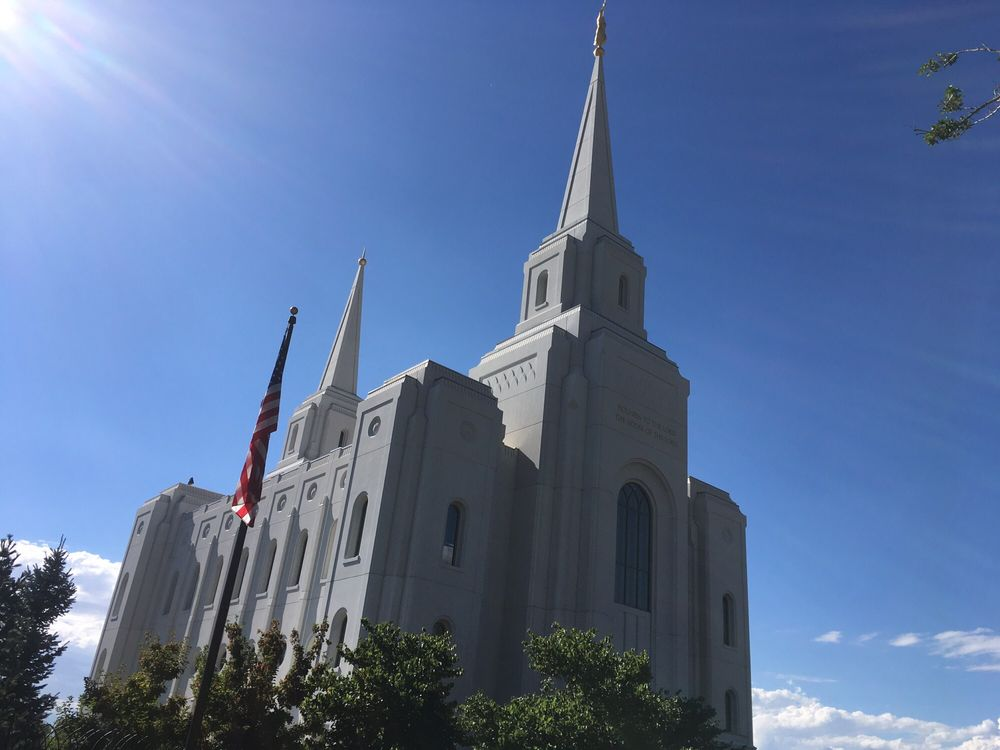 Brigham City LDS Temple: 250 S Main St, Brigham City, UT
