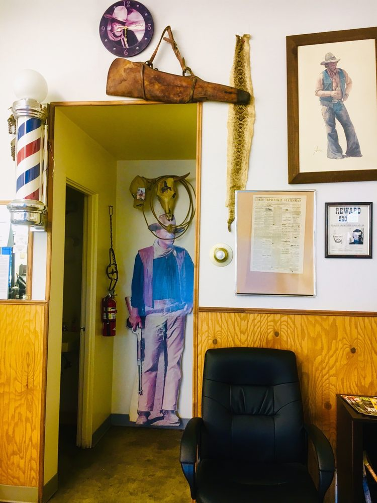 Sportsmans Barbershop: 4734 W State St, Boise, ID