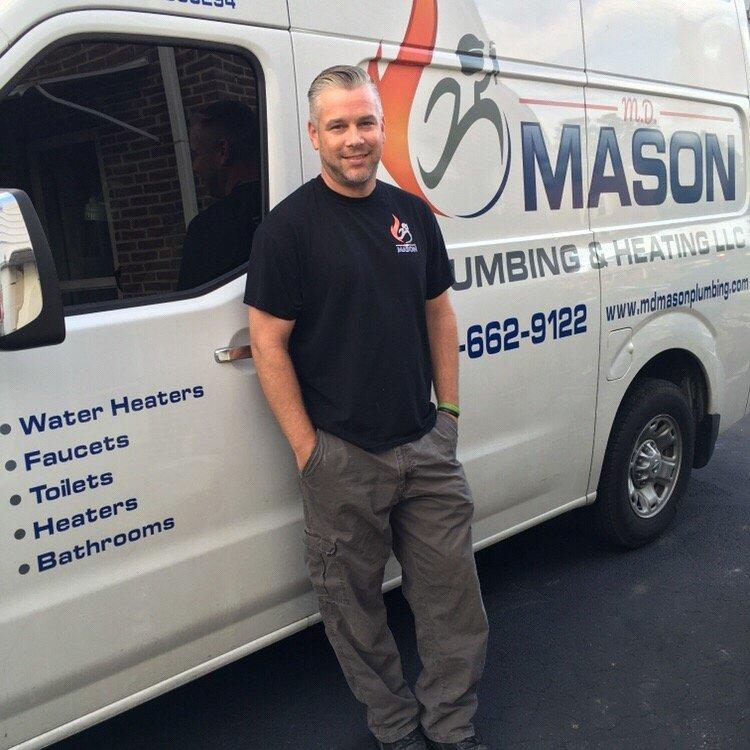 M D Mason Plumbing & Heating: Ridley Park, PA