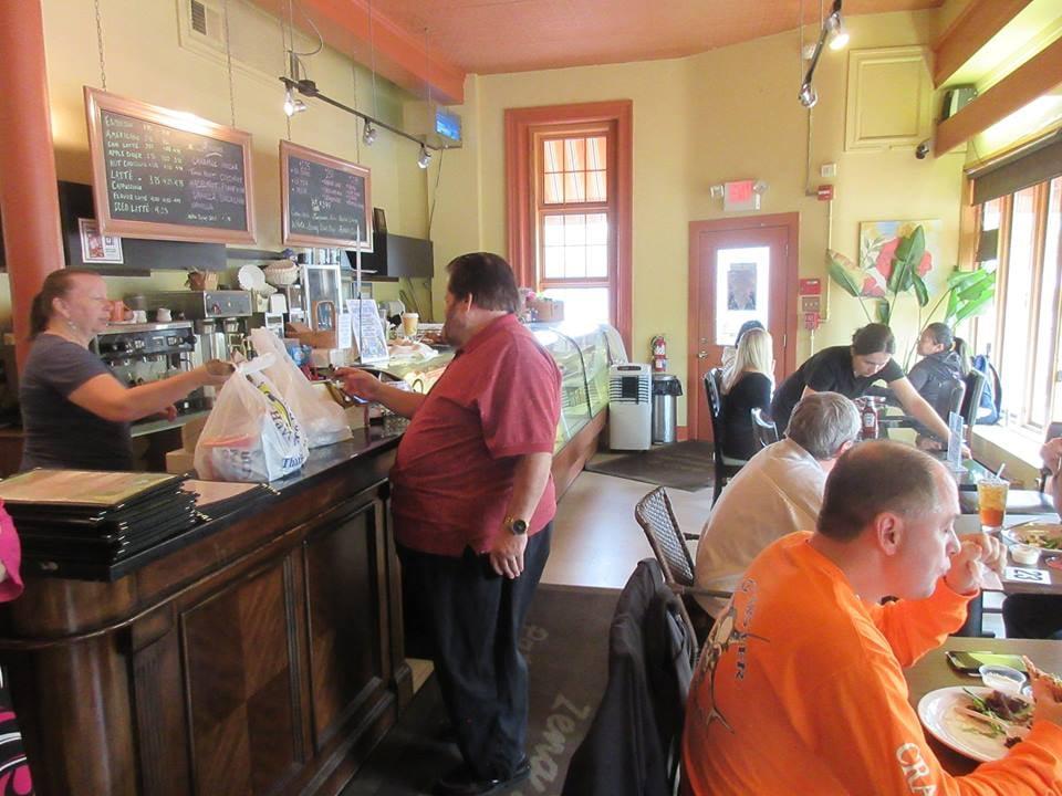 Orange Blossom Cafe Menu Riverton Nj