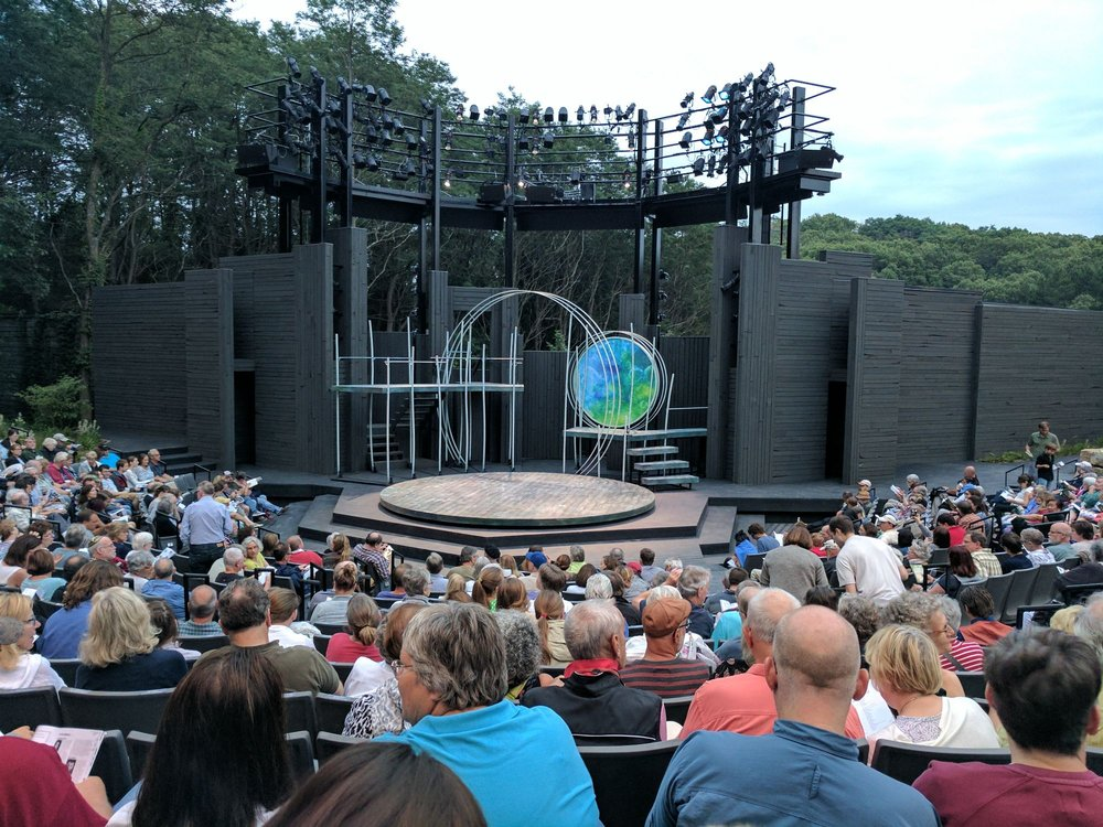 American Players Theatre: 5950 Golf Course Rd, Spring Green, WI