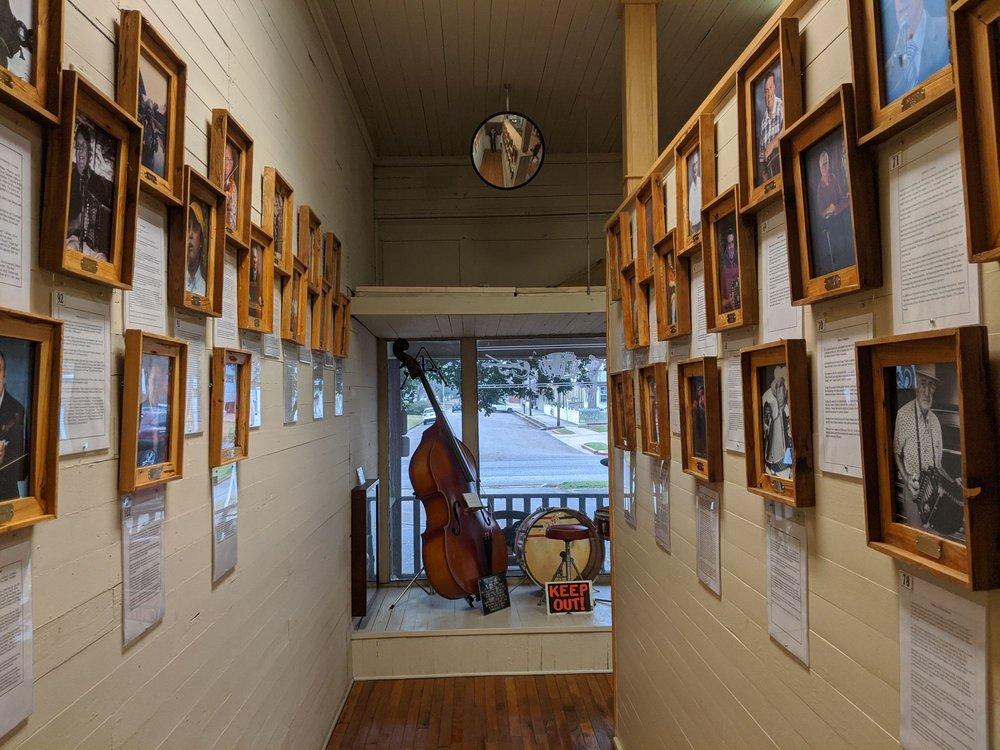 Cajun Music Hall of Fame & Museum: 240 S C C Duson St, Eunice, LA