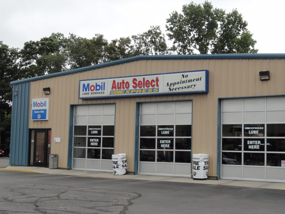 Auto Select Stevens Point Express: 3147 Church St, Stevens Point, WI