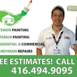 Home Painters Toronto 63 Photos Painters 25 Lisburn Crescent