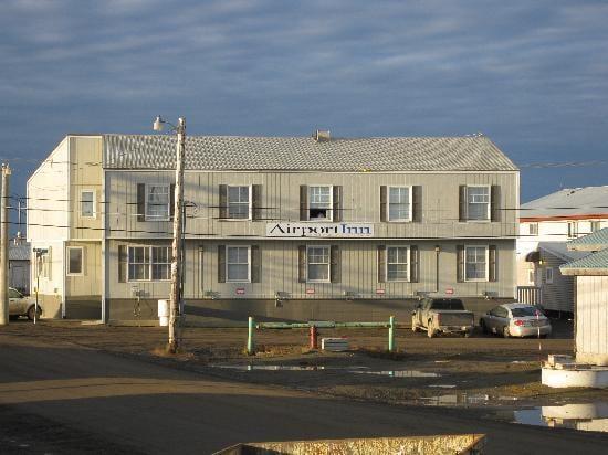 Airport Inn: 1815 Momeganna St, Barrow, AK