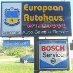 european autohaus 15 photos 15 reviews auto repair. Black Bedroom Furniture Sets. Home Design Ideas