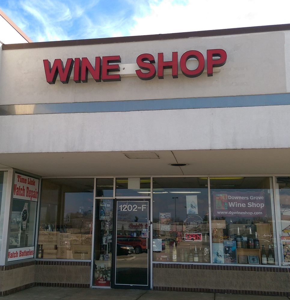 Downers Grove Wine Shop: 1202 75th St, Downers Grove, IL