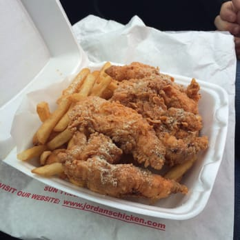 Jordan s fish and chicken fish chips 7003 e 38th st for Jordans fish and chicken near me