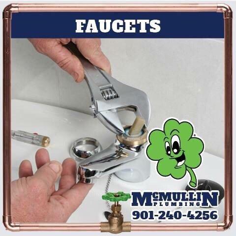 McMullin Plumbing: 12065 Misty Trl, Arlington, TN
