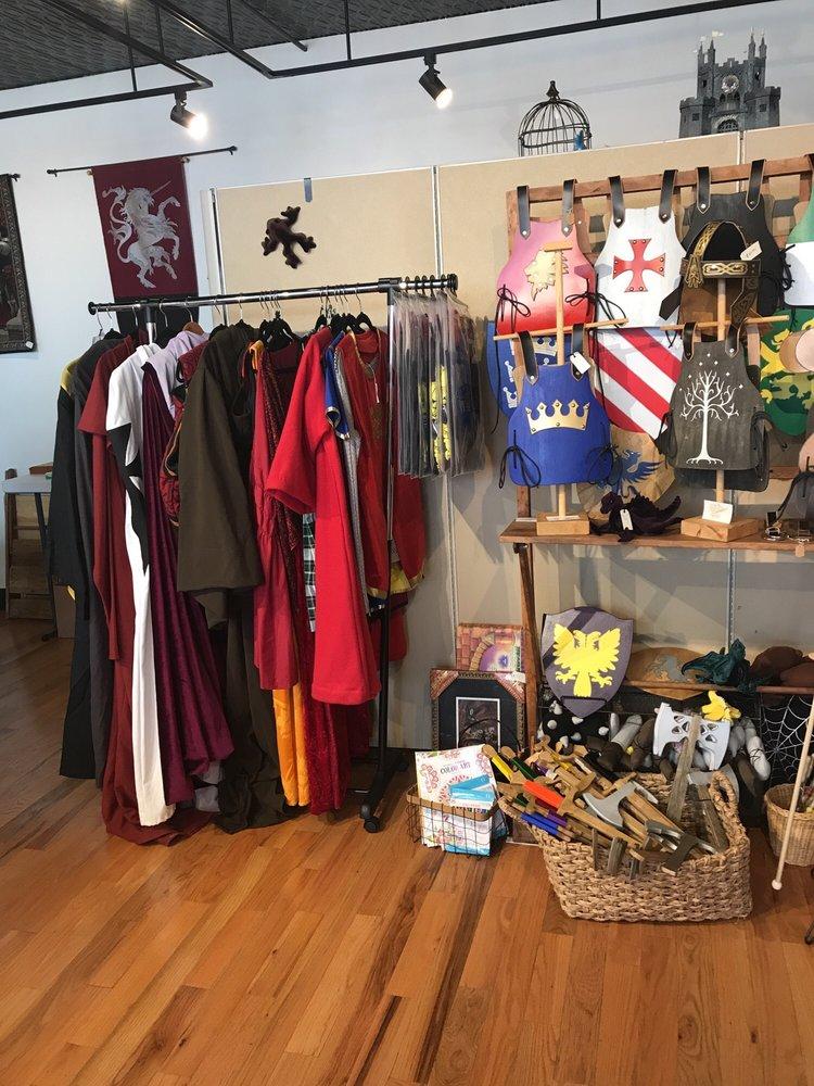 Medieval Fantasies Company: 10 S New St, Staunton, VA
