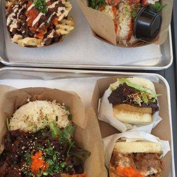 KoJa Kitchen 1456 s & 752 Reviews Asian Fusion