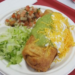 Ad Muchas Gracias Mexican Food