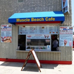 Photo Of Muscle Beach Cafe Venice Ca United States