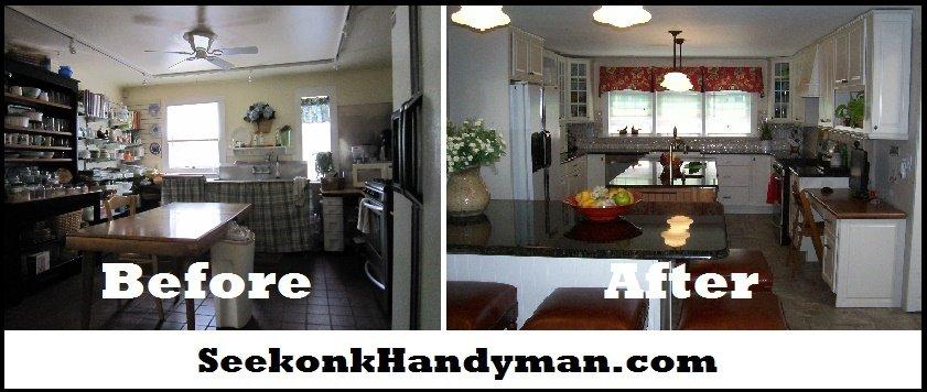 Seekonk Handyman: 663 Fall River Ave, Seekonk, MA