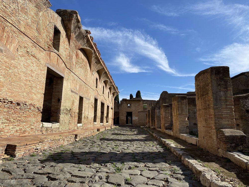Teatro di Ostia