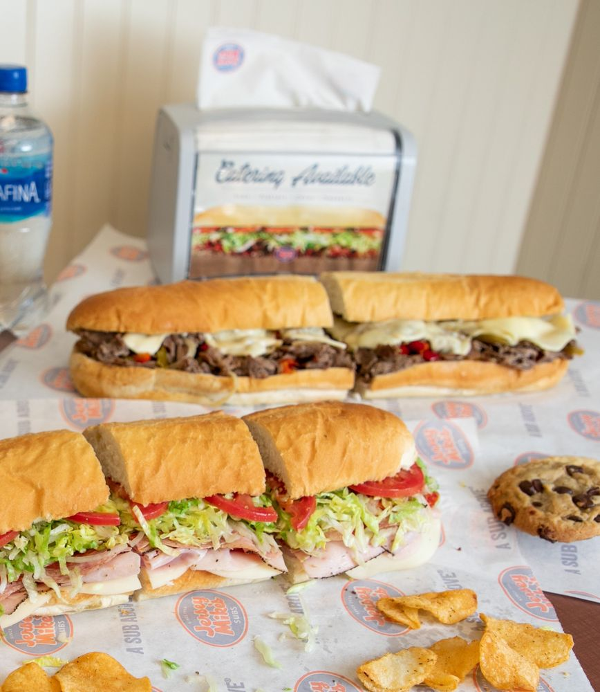 Jersey Mike's Subs: 480 W Cherry St, Sunbury, OH
