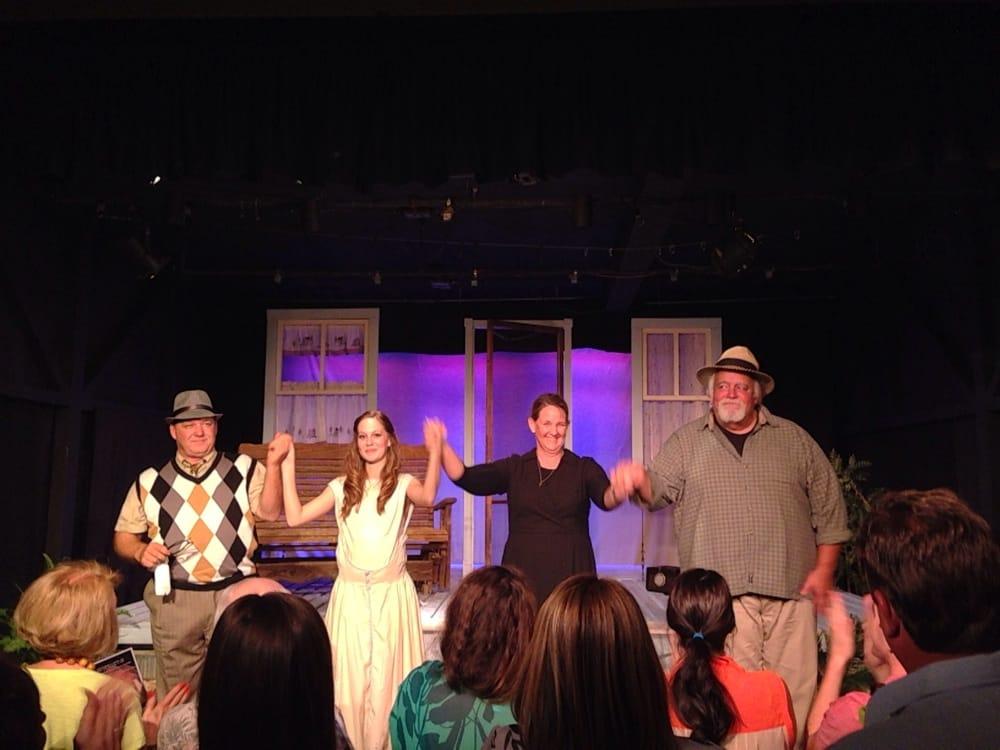 The Bayou Playhouse: 101 Main St, Lockport, LA