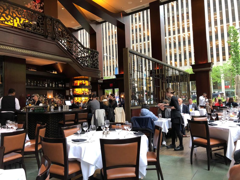 Photo of Del Frisco's Double Eagle Steakhouse - New York, NY, United States