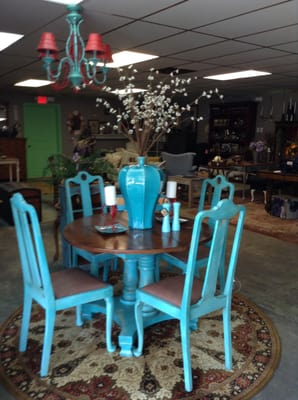 Genial Photo Of Just Peachy Home Decor   Weatherford, TX, United States. Custom  Painted. Custom Painted Furniture