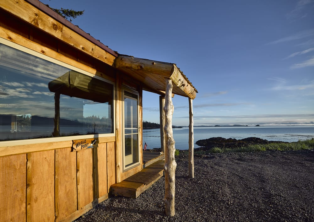 Photo of Whale Point Cabin: Coffman Cove, AK