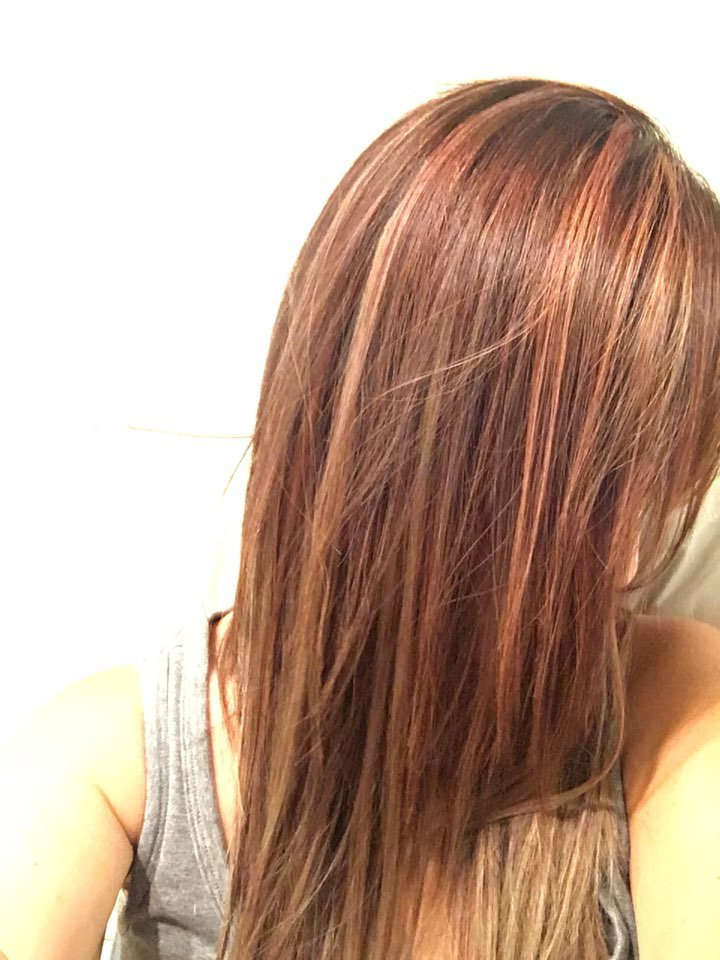 Jeans Work Extensions With Pink And Ash Brown Color Yelp