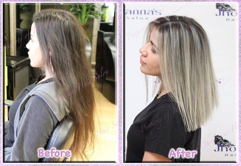 Jhovannas Hair Salon: 44365 Premier Plz, Ashburn, VA